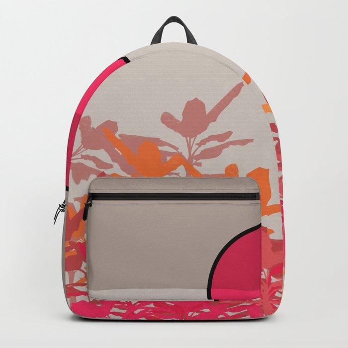 Summer Time 4 Backpack