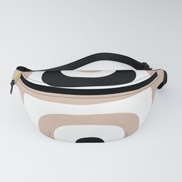 Mid Century Modern Abstract 54 Fanny Pack