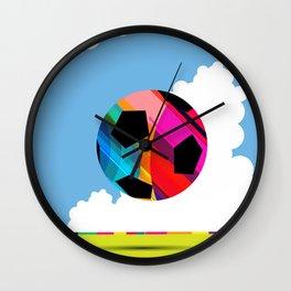 World Cup Soccer Wall Clock