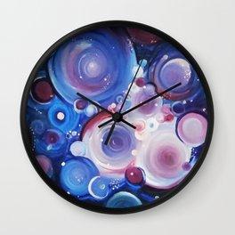 Worlds Born Wall Clock