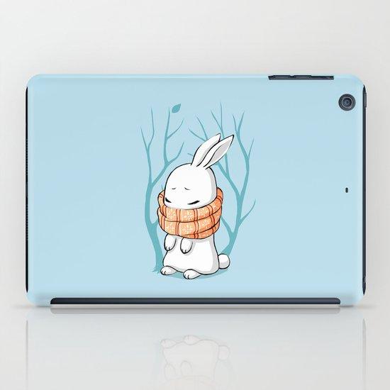 Winter Bunny iPad Case