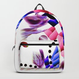 KO Pink and Blue Backpack