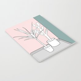 House plants Notebook
