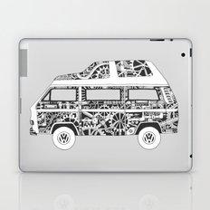 Steampunk Mechanical Campervan Laptop & iPad Skin