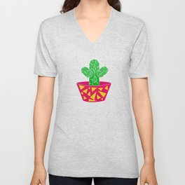 Thorns in colors Unisex V-Neck