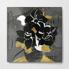 Georgette II Metal Print