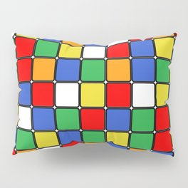 The Cube Pillow Sham