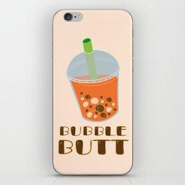 Bubble Butt iPhone Skin
