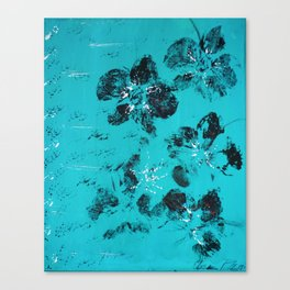 Orchid Impressions Canvas Print
