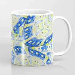 Distorted Order Coffee Mug