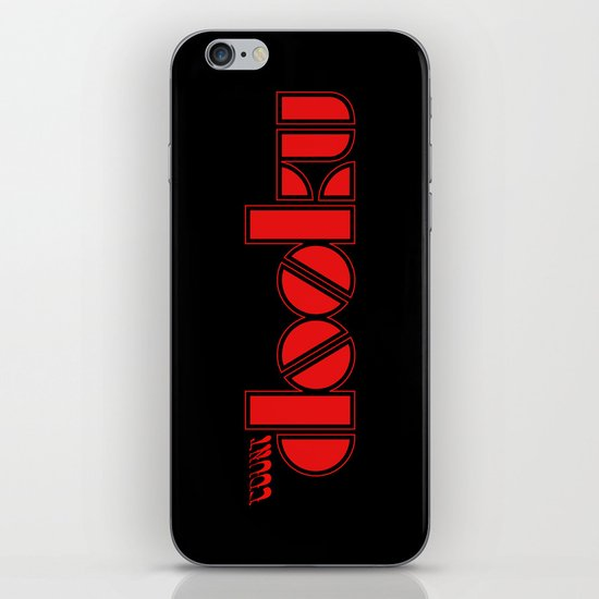 Waiting for the Sith iPhone & iPod Skin