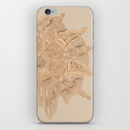 tiled iPhone Skin