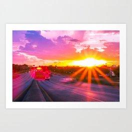 (FLAWda)x1 Art Print