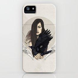 Corvus iPhone Case