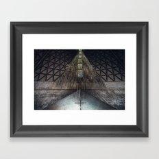 Alter Framed Art Print