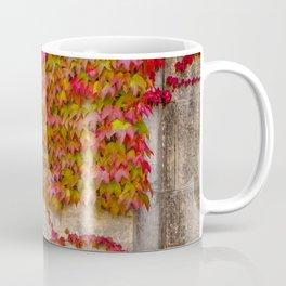 Red Ivy Coffee Mug