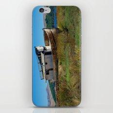 Point Reyes Shipwreck iPhone & iPod Skin