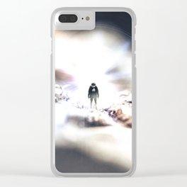 Gate #5 Clear iPhone Case