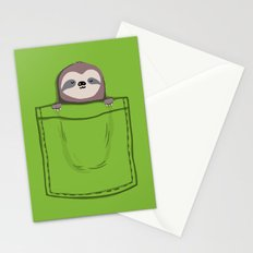 My Sleepy Pet Stationery Cards