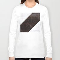 wood Long Sleeve T-shirts featuring wood by ONEDAY+GRAPHIC