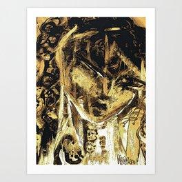 """""""JAVA"""" Art Print"""