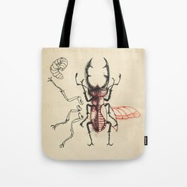 Cabinet of Curiosities No.7 Tote Bag