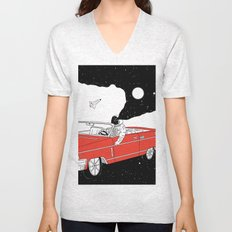 Passing Dream Unisex V-Neck