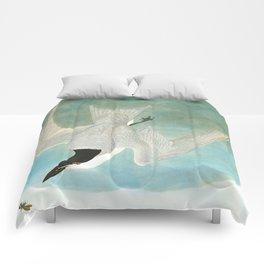 Marsh Tern Comforters
