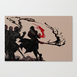 a whirlwind Canvas Print