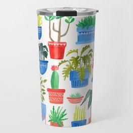 House Plants Travel Mug