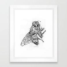 Depending On Size Of Man Framed Art Print