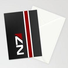 Mass Effect - N7 Hardcase Stationery Cards