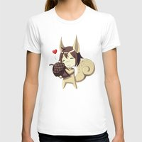 squirrel T-shirts featuring Squirrel by Freeminds
