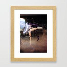 Kanu Unchou Framed Art Print
