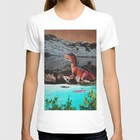 dinosaur T-shirts featuring Dinosaur by John Turck