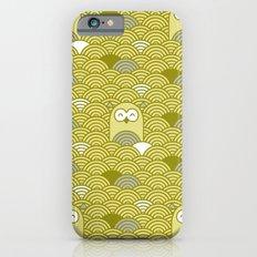 owl pattern iPhone 6s Slim Case