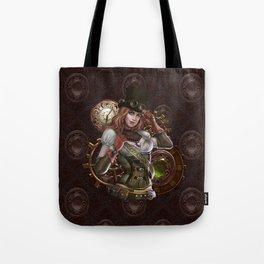 Steampunk Tote Bag