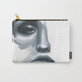 Portrait No. One Carry-All Pouch