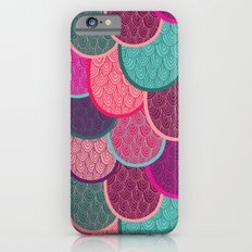 Fish Scales and Mermaid Tales iPhone 6s Slim Case