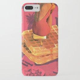 WAFFLE iPhone Case