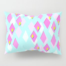 Dialectical Diamond Pillow Sham