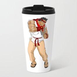 Street Fighter Andres Bonifacio Travel Mug