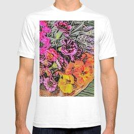 hamper florews T-shirt