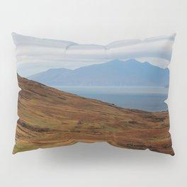 Scotland Argyll mountain landscape Pillow Sham