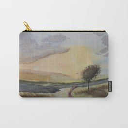 Path to tree Carry-All Pouch