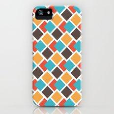 Geometric art deco Slim Case iPhone SE
