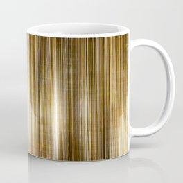 Gold Luster Coffee Mug