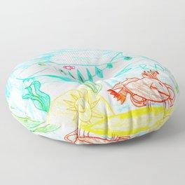 Symbiosis Floor Pillow