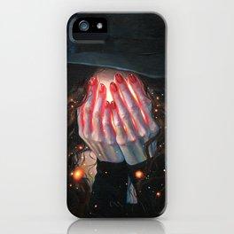 Enlightenment Fever iPhone Case