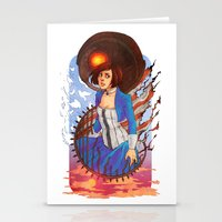 bioshock Stationery Cards featuring Bioshock by Vaahlkult